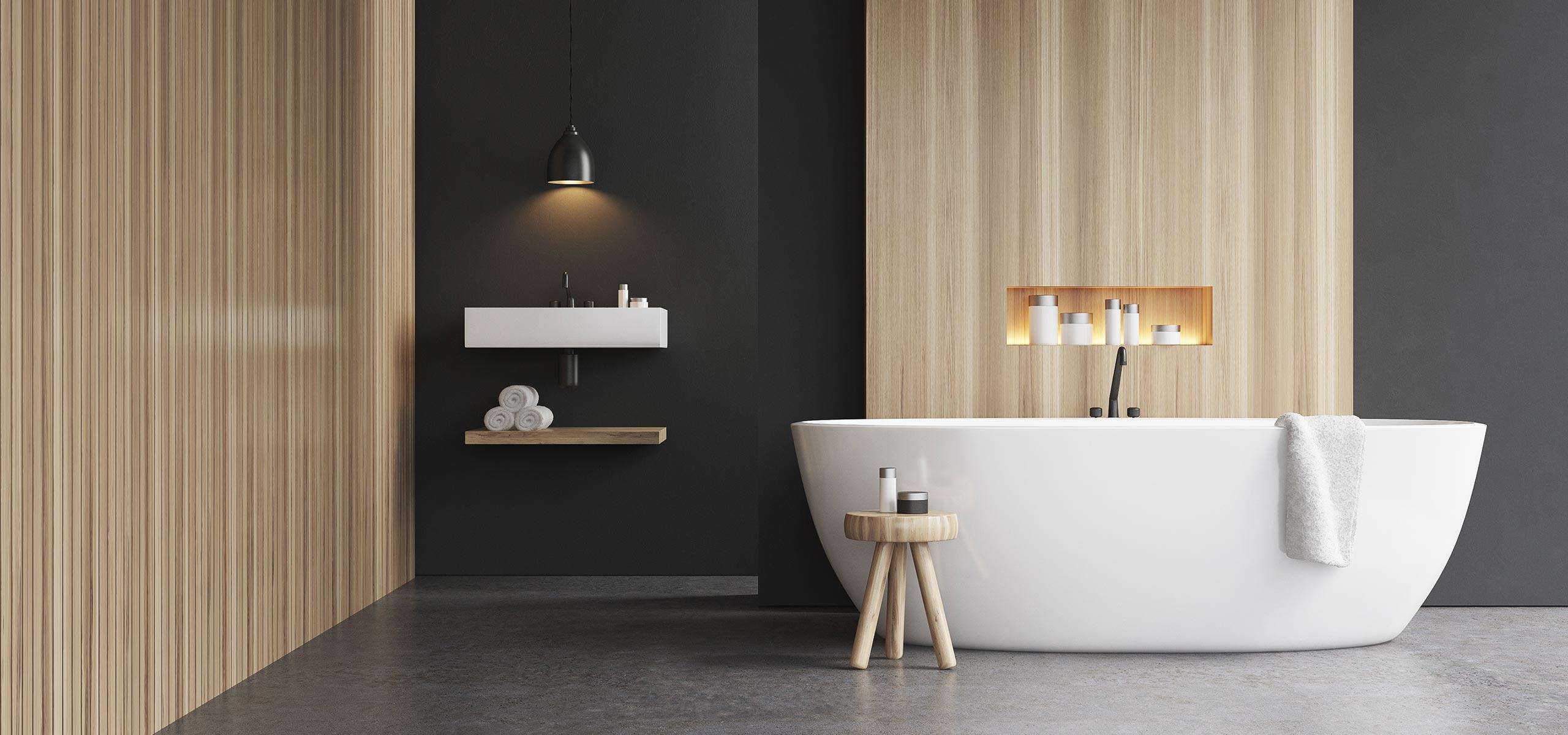 Badkamer verbouwen door de installateur uit Moordrecht
